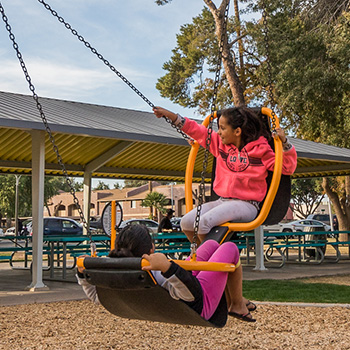 Commercial Playground Swings Landscape Structures Inc