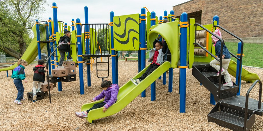 Amway and KaBOOM! Build 20th Playground Together - Grand
