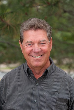 Portrait photo of Steve King Landscape Structures founder.