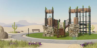 ASLA and NRPA Playground Design - 2015