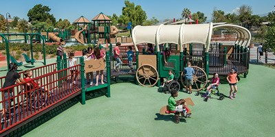 Commercial Playground Designs - Landscape Structures