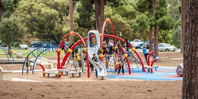 6th Avenue Playground - Balboa Park