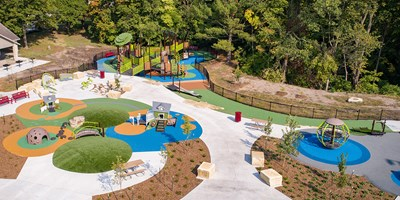 Ames Miracle Field and Inclusive Playground at Inis Grove Park