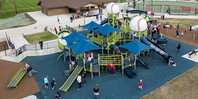 Ankeny Miracle Park - All Inclusive Playground & Miracle League Field