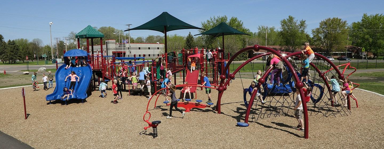 Annandale Elementary School - School Playground