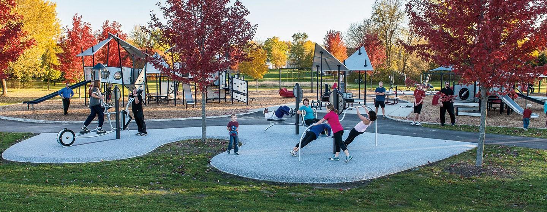 barb king inspiration park   custom playground