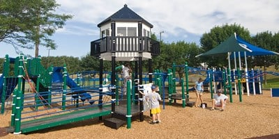 Veteran's Field Playground (Chatham Tower)