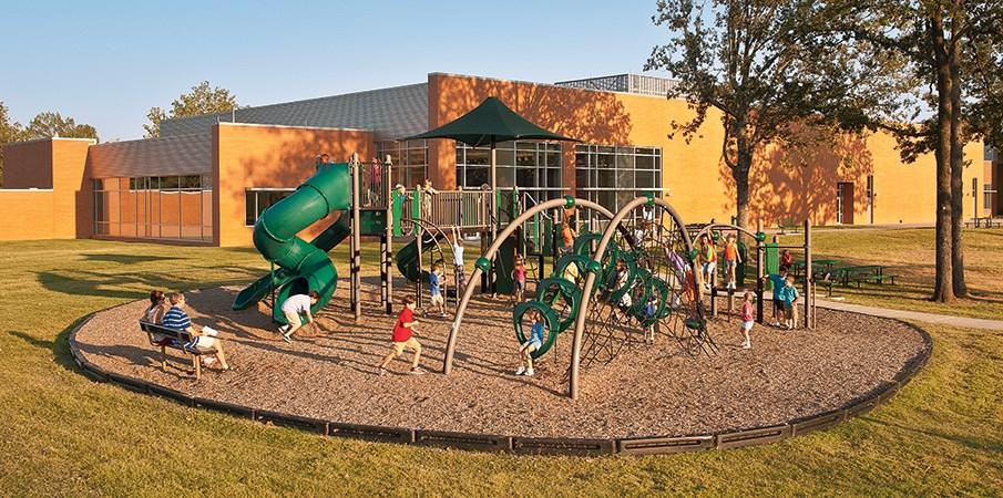 dr don r robert s elementary school playground