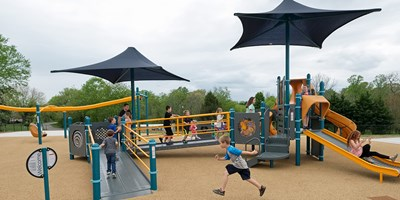 Fairplains Baptist Church - Wilkes Inclusive Play Park