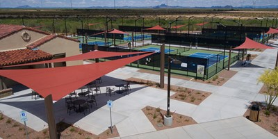 Festival Ranch Pickleball Courts