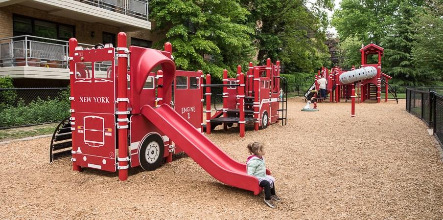 Firefighters Playground