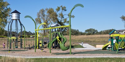 Gladstone Savanna Playground