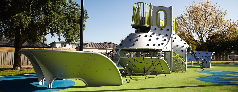 Glen Eira Sports And Aquatic Centre Multi Sensory Playground