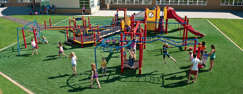Glenmerry Elementary - School Playground