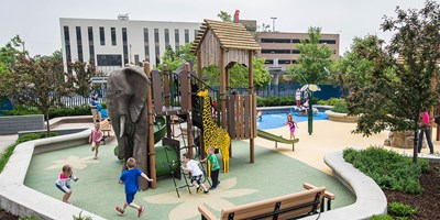 John A. Sullivan Playground U of M Amplatz Children's Hospital