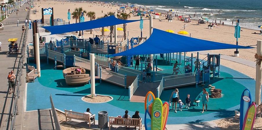 Virginia Beach Playgrounds