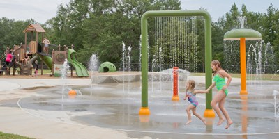 Nature Trail Splash Park and Playground