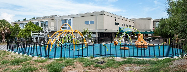 north carolina aquarium at fort fisher challenging playground