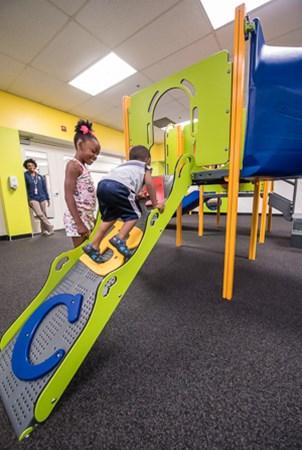 Orland Park Recreation Center - Indoor Playground