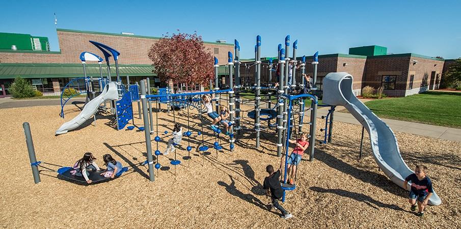 otsego elementary school playground