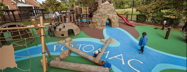 Fitness-Focused Playgrounds Making Headlines