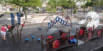 Paul Raimonda Playground