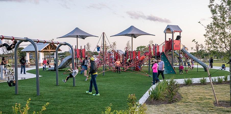 Royal Palm Beach Commons Park Fitness
