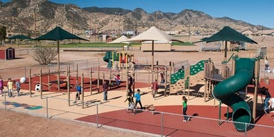Sierra Vista Children's Fitness Park