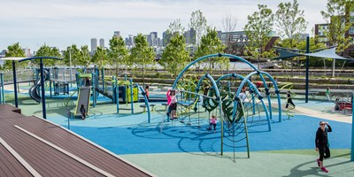 Mayor Thomas M Menino Park