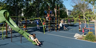 Victoria Courthouse Playground