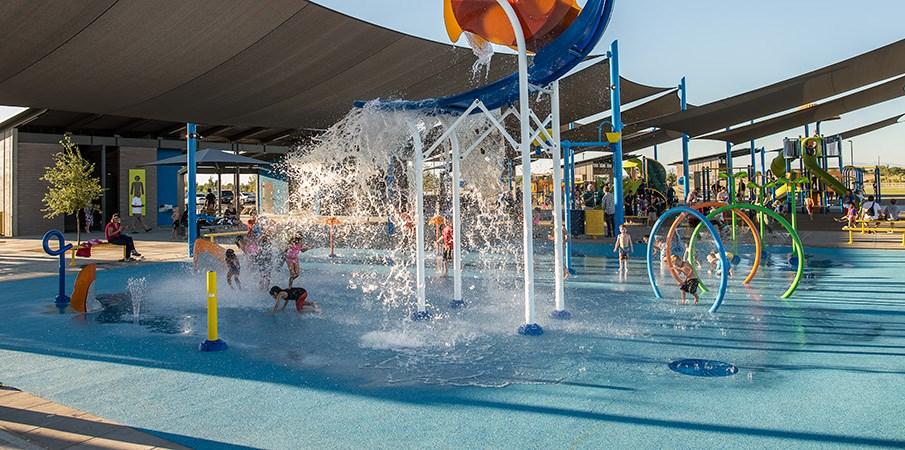 Aquaflex 174 Non Porous Pool Deck Safety Surfacing