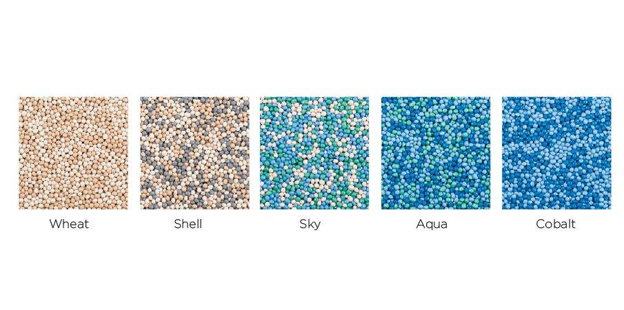 AquaFlex® standard color blends